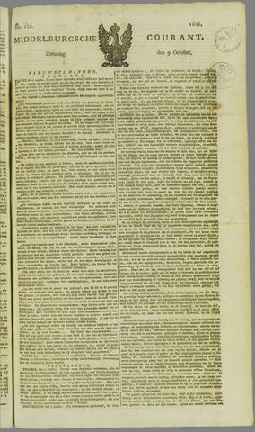 Middelburgsche Courant 1824-10-09