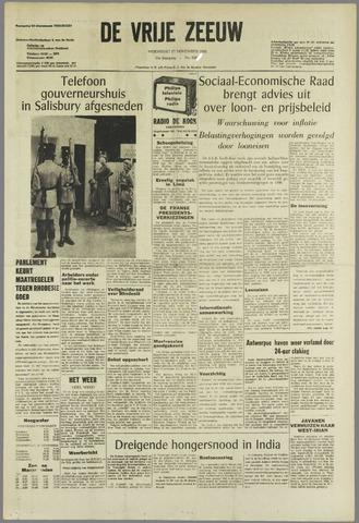 de Vrije Zeeuw 1965-11-17