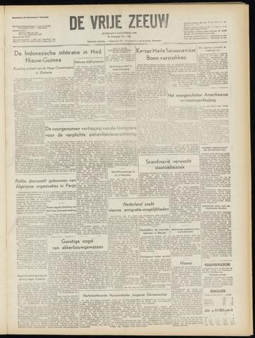de Vrije Zeeuw 1954-11-09