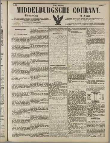 Middelburgsche Courant 1903-04-02