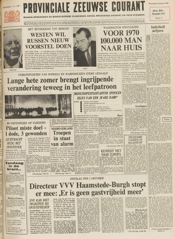 Provinciale Zeeuwse Courant 1969-08-06