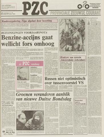 Provinciale Zeeuwse Courant 1983-03-30