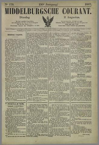 Middelburgsche Courant 1887-08-02