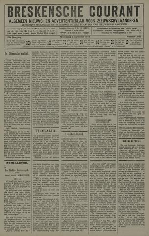 Breskensche Courant 1926-09-01