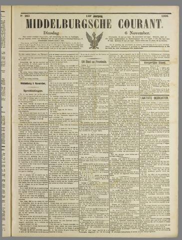 Middelburgsche Courant 1906-11-06