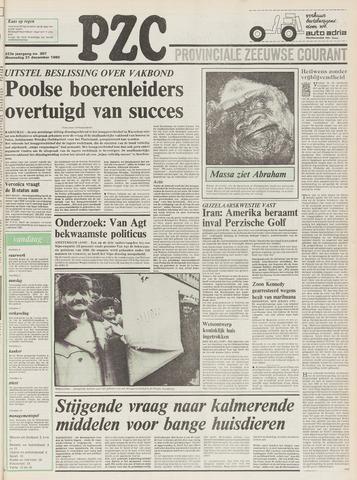 Provinciale Zeeuwse Courant 1980-12-31