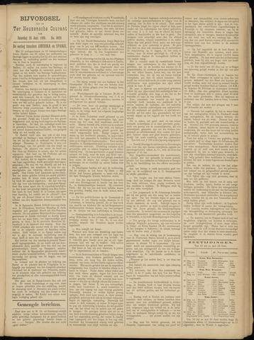 Ter Neuzensche Courant. Algemeen Nieuws- en Advertentieblad voor Zeeuwsch-Vlaanderen / Neuzensche Courant ... (idem) / (Algemeen) nieuws en advertentieblad voor Zeeuwsch-Vlaanderen 1898-06-25