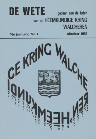 de Wete 1987-10-01
