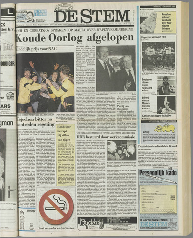 de Stem 1989-12-04