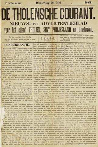Ierseksche en Thoolsche Courant 1883