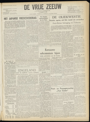 de Vrije Zeeuw 1951-08-18