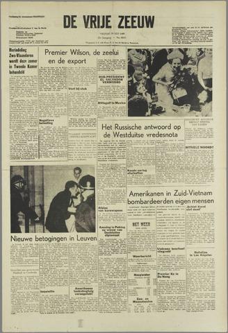 de Vrije Zeeuw 1966-05-20