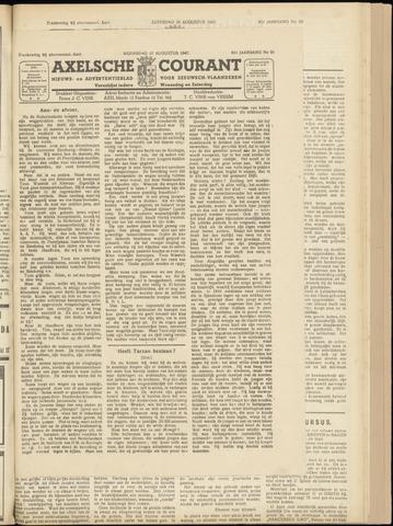 Axelsche Courant 1947-08-27