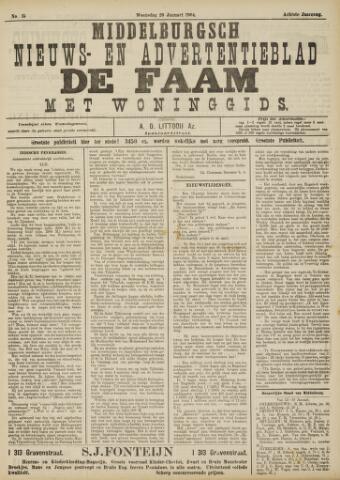 de Faam en de Faam/de Vlissinger 1904-01-20