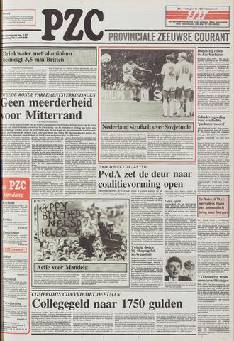 Provinciale Zeeuwse Courant 1988-06-13
