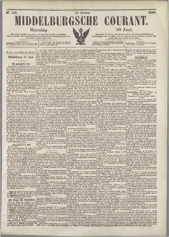 Middelburgsche Courant 1899-06-26