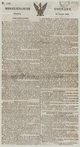 Middelburgsche Courant 1829-10-20
