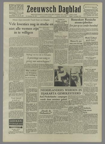 Zeeuwsch Dagblad 1957-11-01