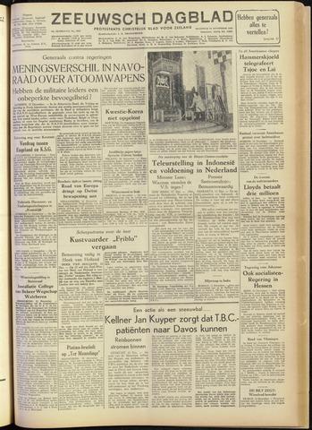 Zeeuwsch Dagblad 1954-12-13