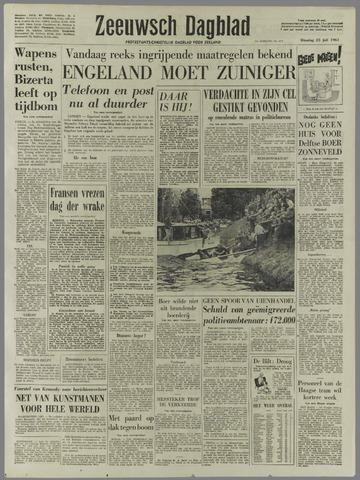 Zeeuwsch Dagblad 1961-07-25