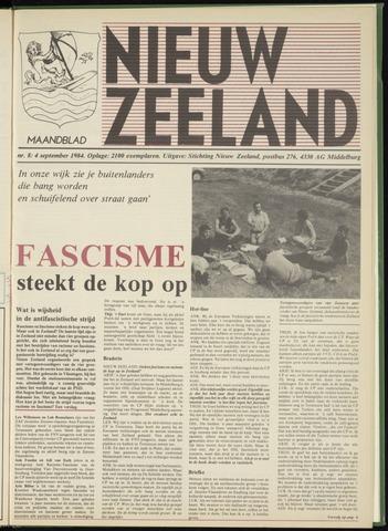 Nieuw Zeeland 1984-09-04