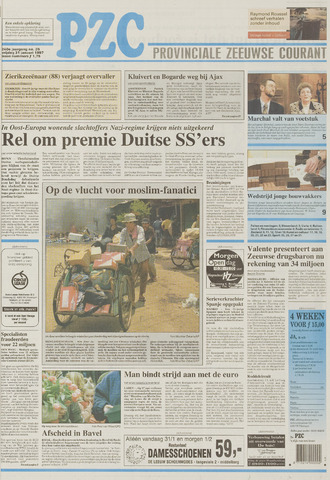 Provinciale Zeeuwse Courant 1997-01-31