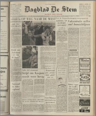 de Stem 1965-09-27