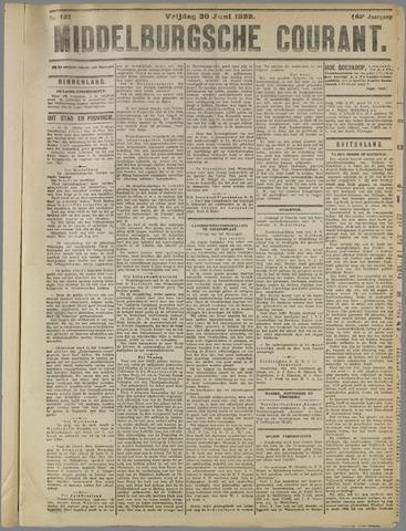 Middelburgsche Courant 1922-06-30