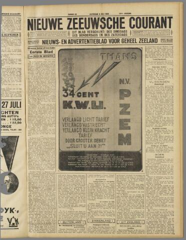 Nieuwe Zeeuwsche Courant 1932-07-09
