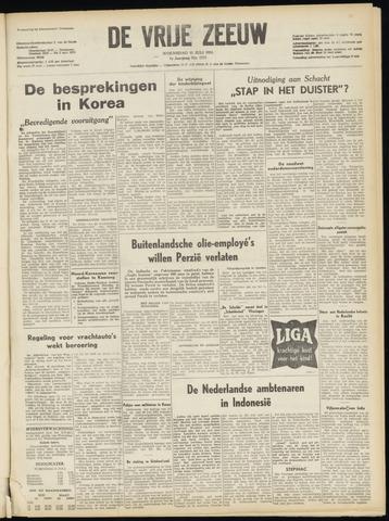 de Vrije Zeeuw 1951-07-11