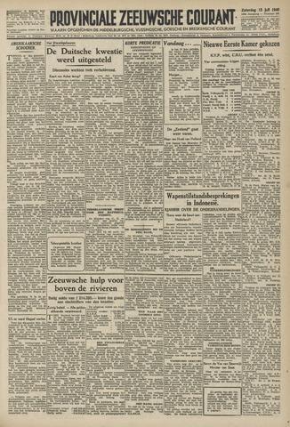 Provinciale Zeeuwse Courant 1946-07-13