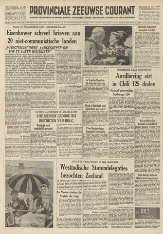 Provinciale Zeeuwse Courant 1960-05-23