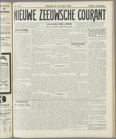 Nieuwe Zeeuwsche Courant 1912-11-19