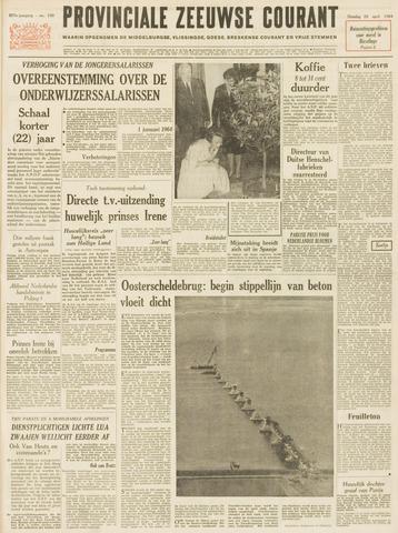 Provinciale Zeeuwse Courant 1964-04-28