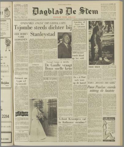 de Stem 1964-11-23