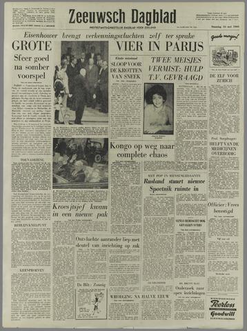 Zeeuwsch Dagblad 1960-05-16