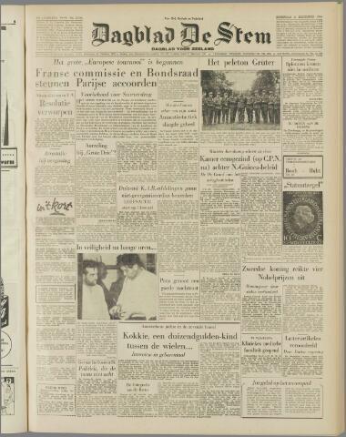 de Stem 1954-12-11