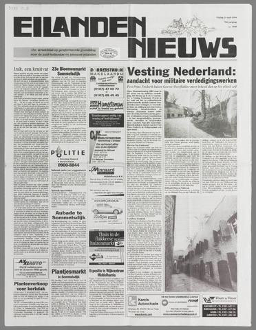 Eilanden-nieuws. Christelijk streekblad op gereformeerde grondslag 2004-04-23