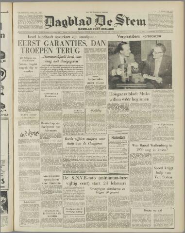 de Stem 1957-02-09