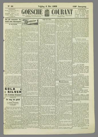 Goessche Courant 1932-05-06