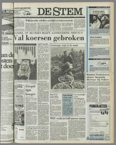 de Stem 1987-10-28