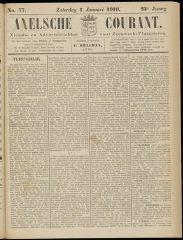 Axelsche Courant 1910