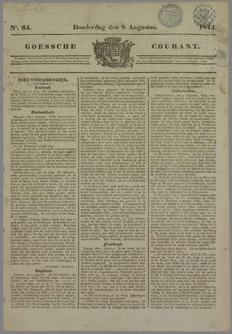 Goessche Courant 1844-08-08
