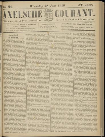 Axelsche Courant 1916-06-28