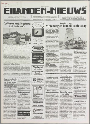 Eilanden-nieuws. Christelijk streekblad op gereformeerde grondslag 1989-05-05