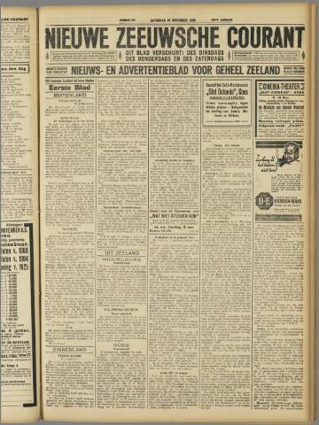 Nieuwe Zeeuwsche Courant 1928-11-10
