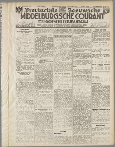 Middelburgsche Courant 1934-11-07