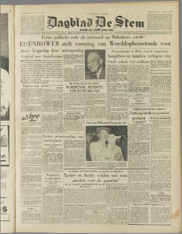 de Stem 1953-04-17