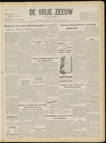 de Vrije Zeeuw 1953-09-28