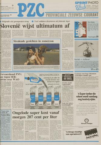 Provinciale Zeeuwse Courant 1991-07-05